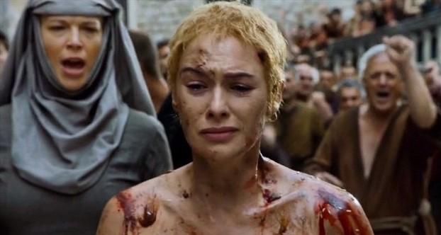 Game of Thrones | HBO 2015 | S5E10 | Lena Headey as Cersei Lannister
