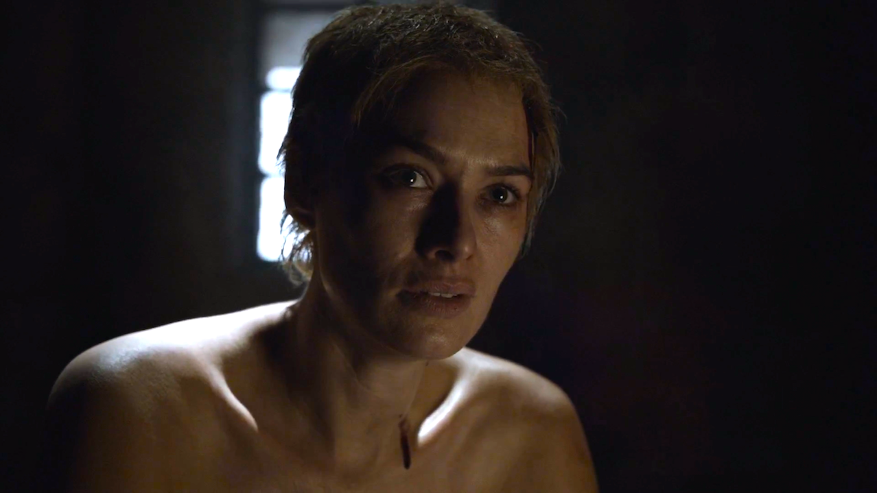 Game of Thrones: Cersei's Walk of Shame