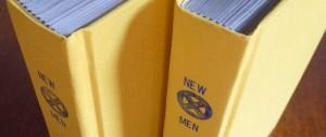 comic binding