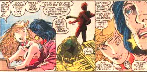 Dazzler & Malice, Claremont & Romita Jr, Uncanny X-Men 210