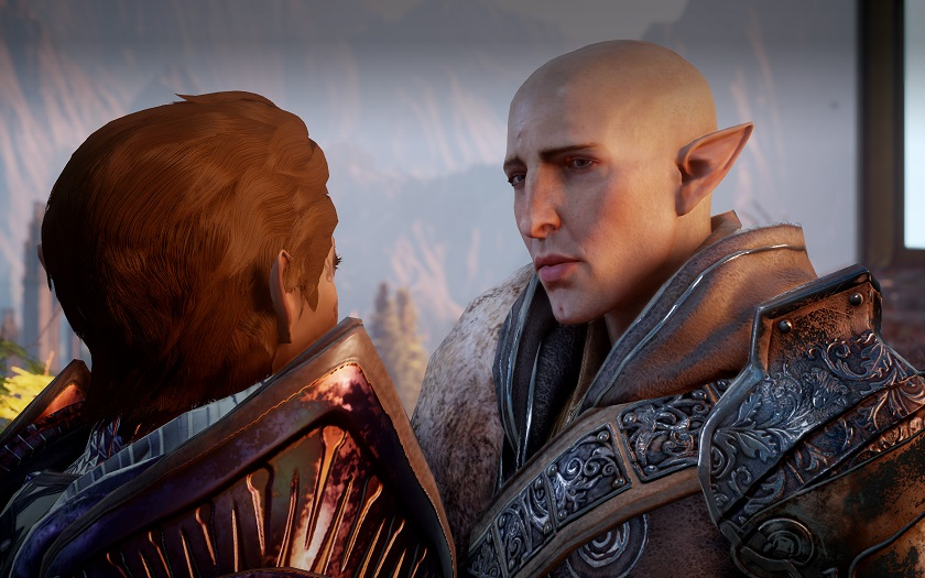 Dragon Age Inquisition: Trespasser 2015 | BioWare | Electronic Arts