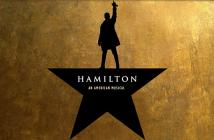 Hamilton Musical Logo 2015 Lin-Manuel Miranda