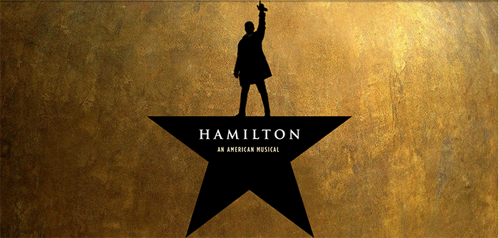 I'm Loving: Hamilton's Original Broadway Cast Recording