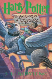 Harry Potter and the Prisoner of Azkaban by JK Rowling, (c) 1999, Mary GrandPré/Arthur A. Levine/ Scholastic