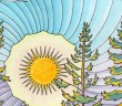 Legendary Landscapes Adult Coloring Book by Carrie and Witek Radomski - 2015