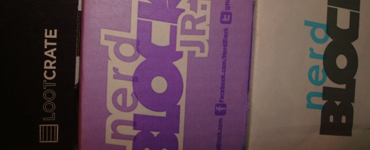 Geek Subscription Boxes: A Review of Loot Crate and Nerd Block