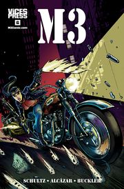 M3 Cover Issue 6