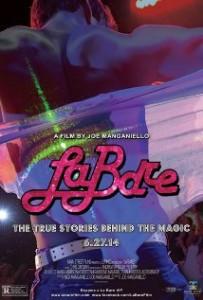 La Bare movie poster