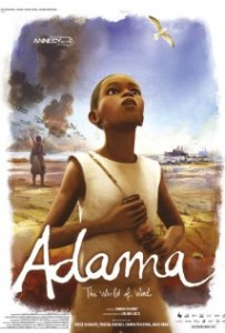 Adama, Simon Rouby, NAIA Productions, 2015