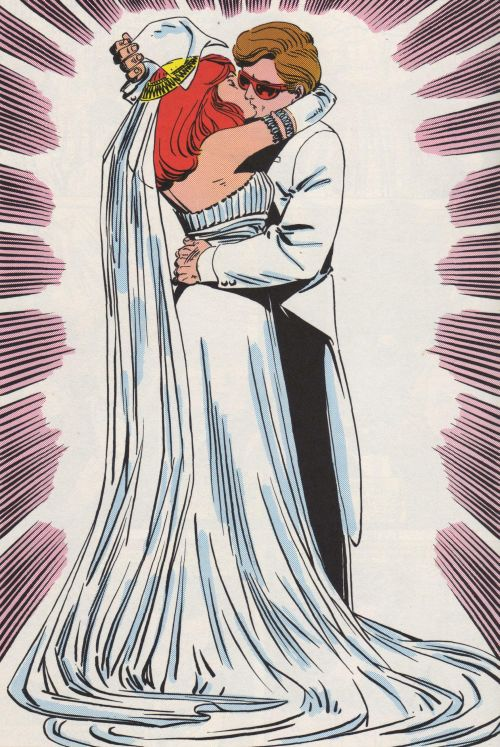 Madelyne_Pryor_and_Scott_Summers_Wedding_Earth-616_001