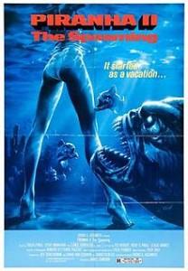 Piranha2 Theatrical Release Poster_Wikipedia