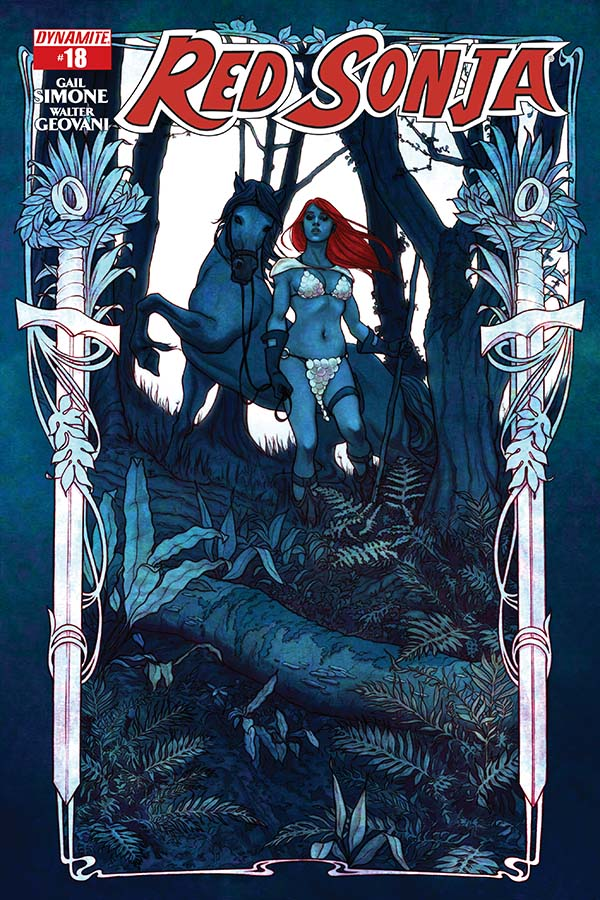 Review: Red Sonja #18
