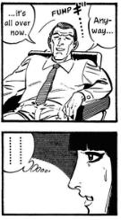 Takao Saito: Doll, Hotel Detective, via Crunchyroll