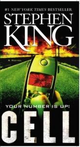 Cell, Stephen King, Pocket Star, 2006