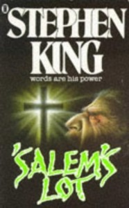 Salem's Lot, Stephen King, New English Library, 1991