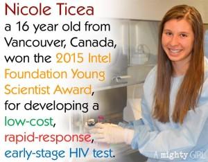 A Mighty Girl Nicole Ticea