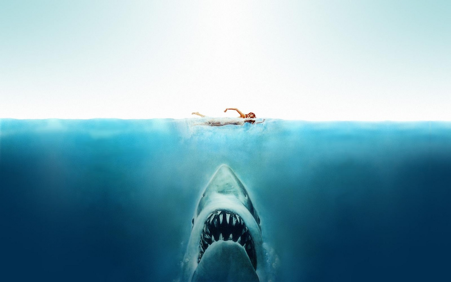My First Horror Movie: Jaws