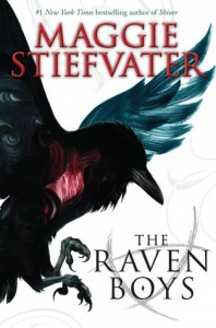 The Raven Boys, Maggie Stiefvater, Scholastic, 2012