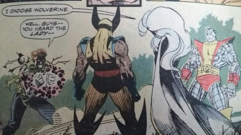 Classic X-Men #39 | Ann Nocenti (w), Jim Lee (p) | Marvel Comics (1989)