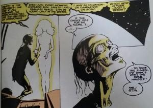 Classic X-Men #8 | Chris Claremont (w), John Bolton (p) Marvel Comics (1987)