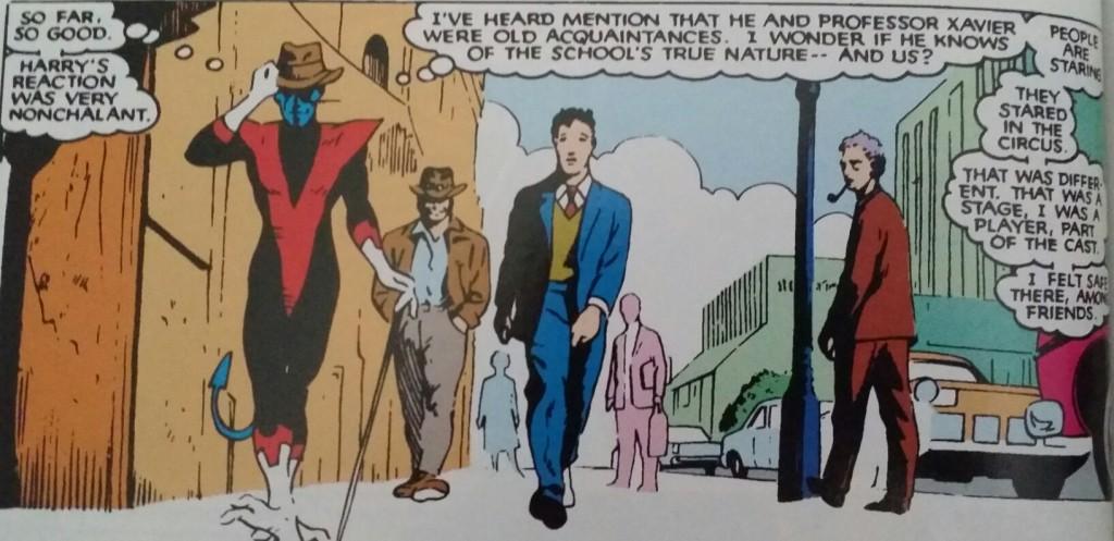 Classic X-Men #4   Chris Claremont (w), John Bolton (p) Marvel Comics (1986)