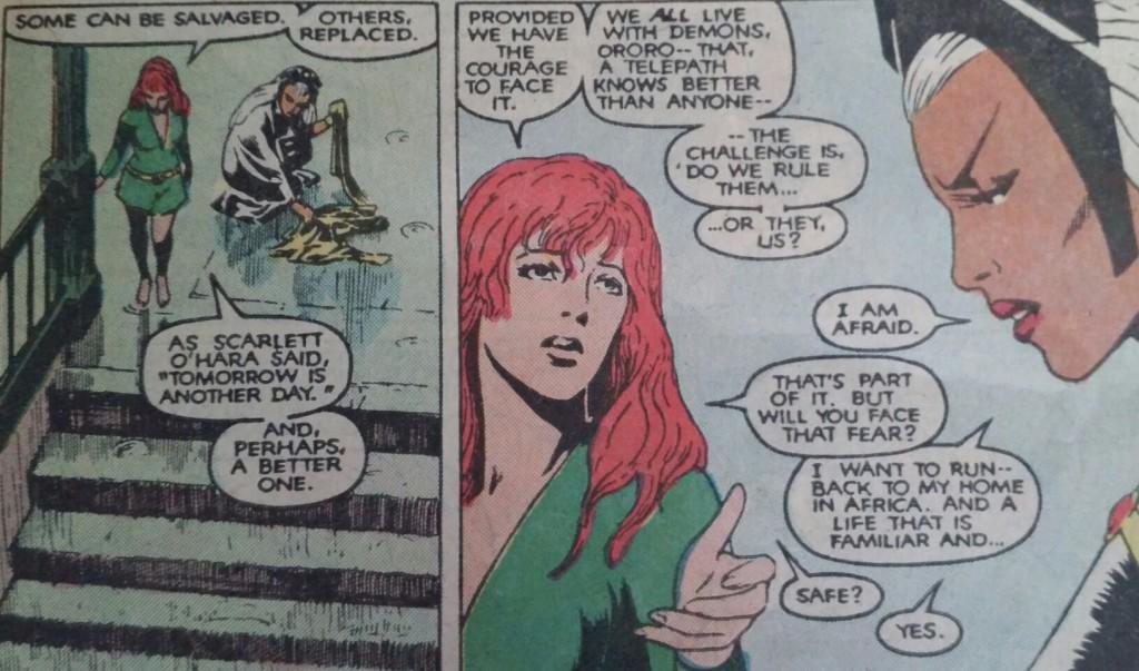 Classic X-Men #2 | Chris Claremont (w), John Bolton (p) Marvel Comics (1986)