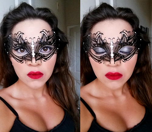 Beauty And The Geek Halloween Homemade Masquerade And