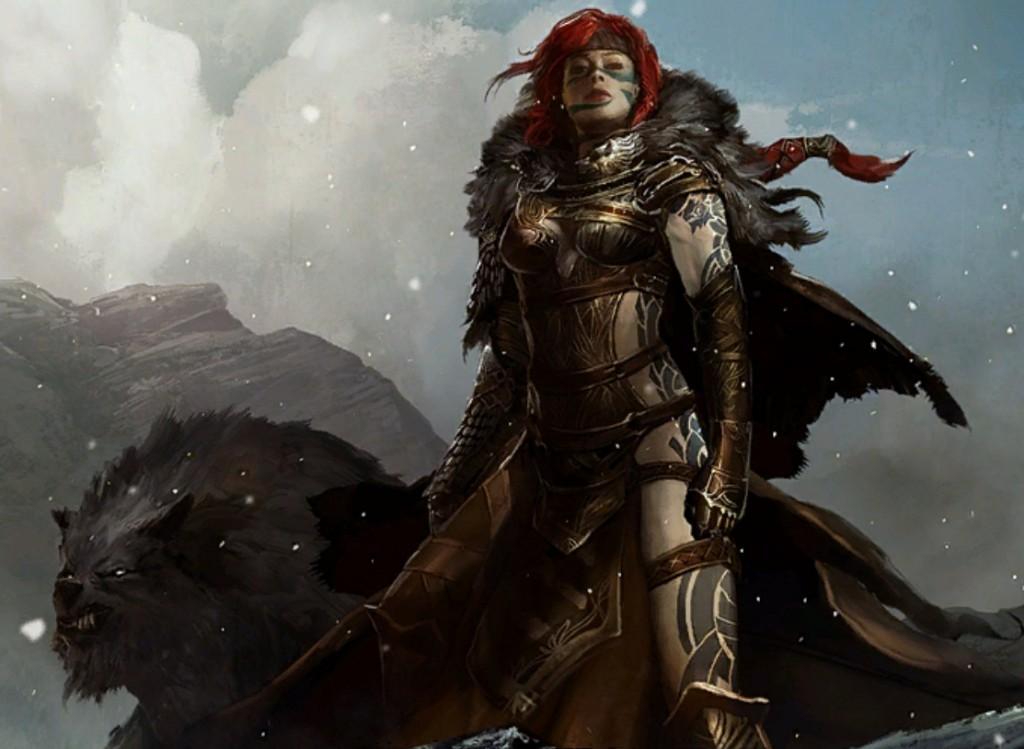 Eir Stegalkin, Guild Wars 2, ArenaNet