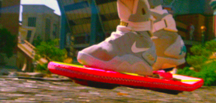hoverboard, Back to the Future 2