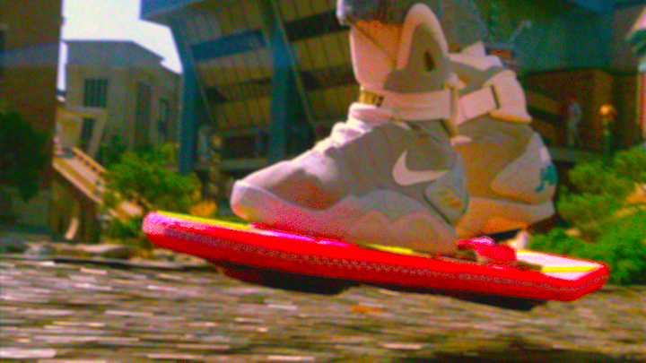 Hover Boards Don't Work on Water