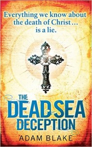The Dead Sea Deception, Adam Blake