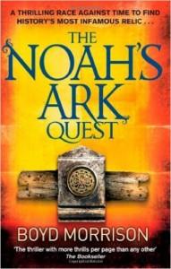The Noah's Ark Quest, Boyd Morrison
