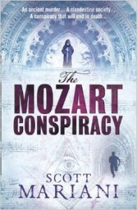 The Mozart Conspiracy, Scott Mariani