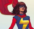 Kamala Khan, Ms Marvel, Marvel Comics by Jamie McKelvie