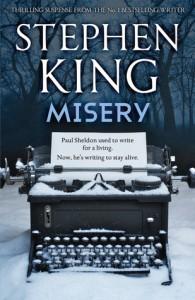 Misery, Stephen King, Hodder & Stoughton, 2011