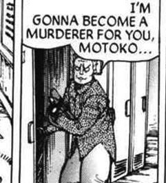 Batou, Ghost in the Shell manga, Masamune Shirow