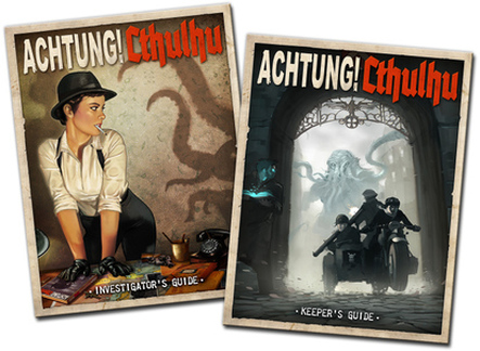 Achtung Cthulhu Halloween RPGs