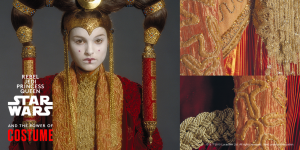 Queen Amidala Star Wars and the Power of Costume SI Traveling Exhibits - Lucasfilm Ltd 2015