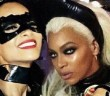 Ciara and Beyonce | Source: http://www.vibe.com/2015/10/beyonce-storm-ciara-catwoman-costume-party/