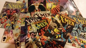 Wendy B's Classic X-Men collection