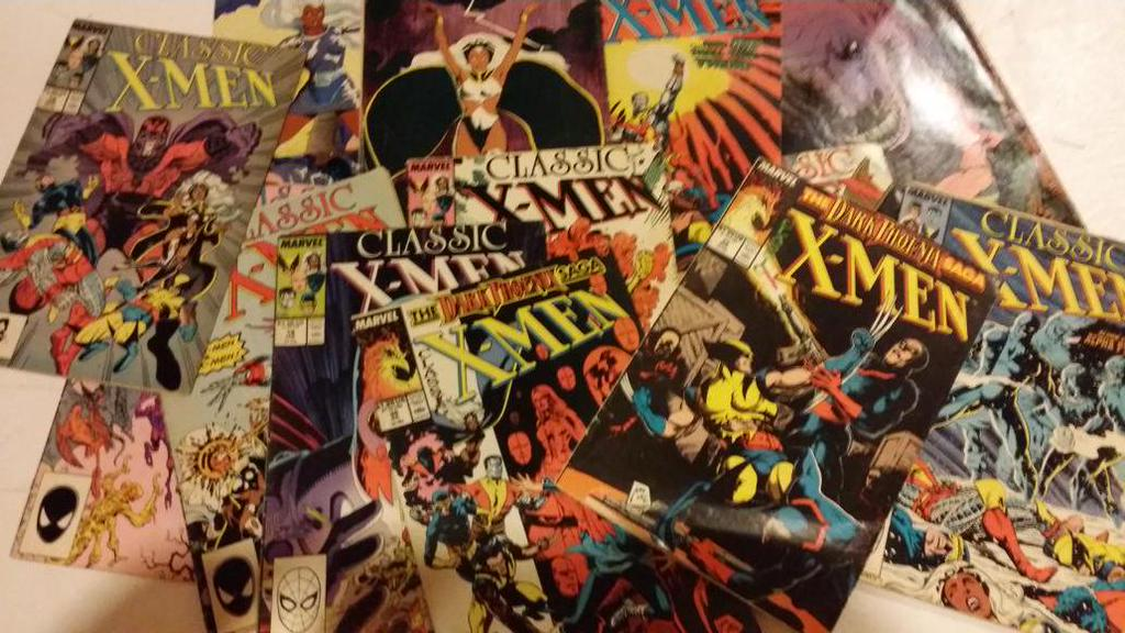 X-Men: A Return to the Classics