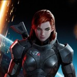 Jane Shepard | Mass Effect 3 | BioWare | Electronic Arts