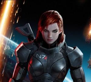 Jane Shepard | Mass Effect 3 | BioWare | Electronic Arts