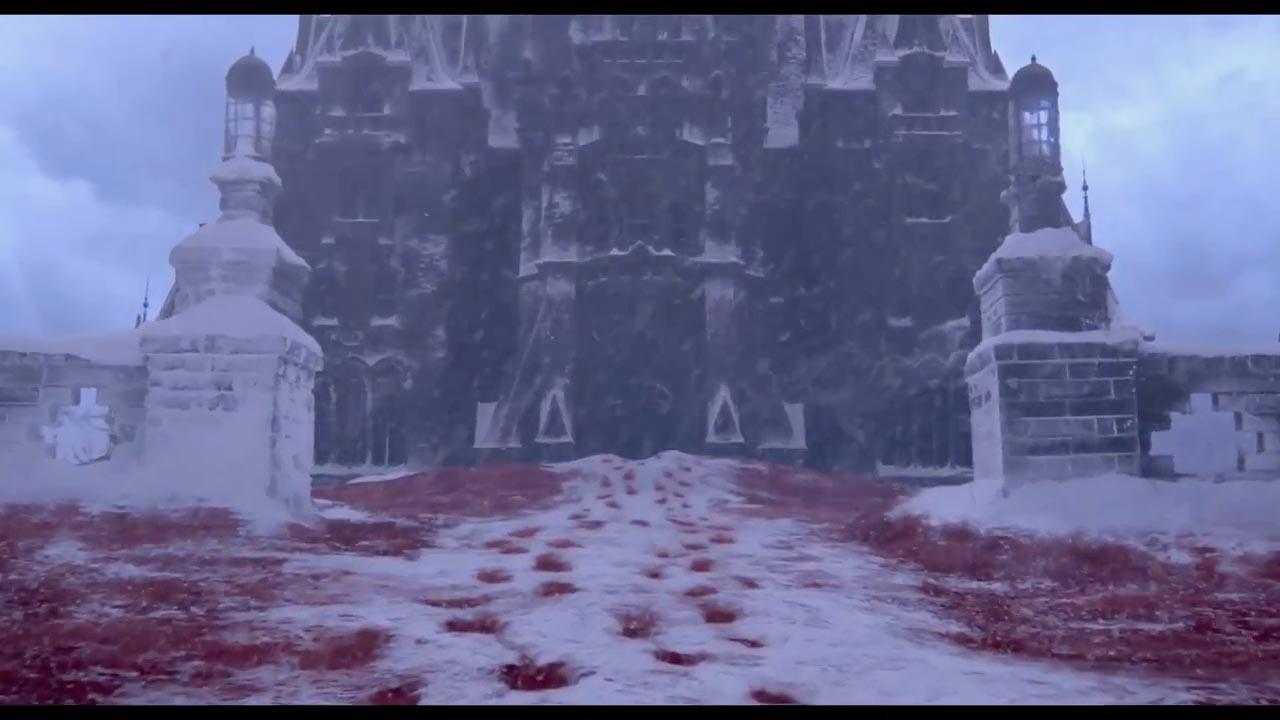 Beautiful Monstrosity: Crimson Peak Claw Polish Review