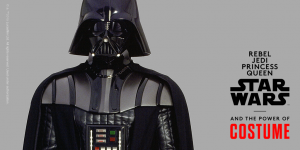 Darth Vader Star Wars and the Power of Costume SI Traveling Exhibits - Lucasfilm Ltd 2015