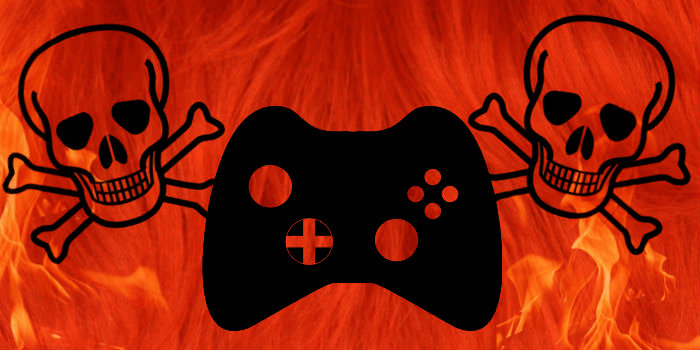 Flaming Gingers: Deadliest Video Game Redheads