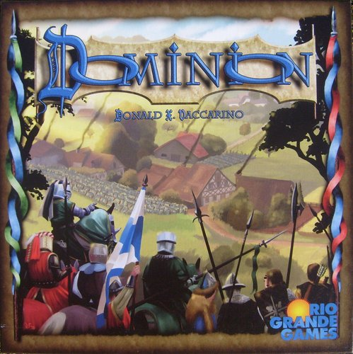 Dominion Cover photo cred Board Game Geek