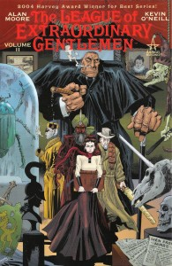The League of Extraordinary Gentlemen, Vol. 2, Alan Moore, Kevin O'Neil, Wildstorm, 2004