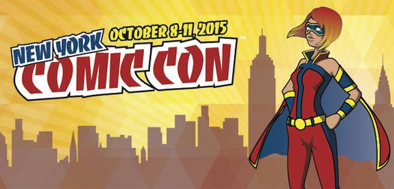Four Panels Not on the Main Stage to Check out at NYCC