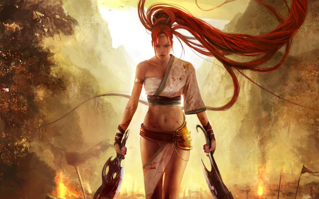 Nariko | Heavenly Sword | Developer: Ninja Theory | Sony